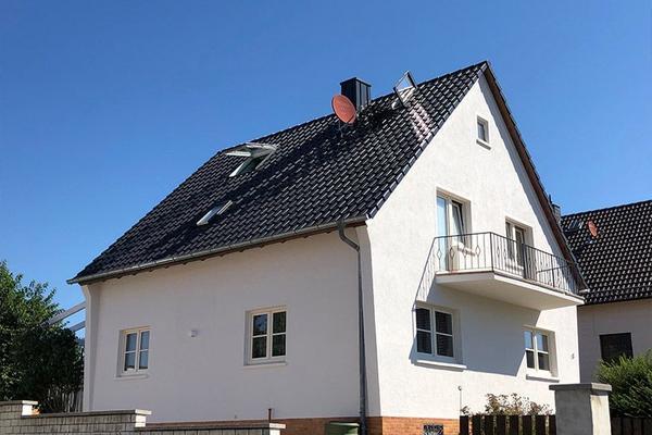 Dachdeckerarbeiten der Dereh-Bedachung GmbH